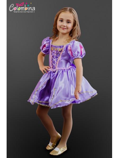 костюм принцессы Рапунцель 271