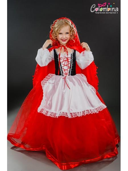 Костюм Красной шапочки 537
