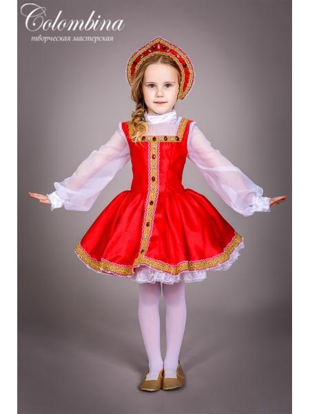 Костюм русской красавицы 125 Русский народный костюм