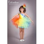 Детские костюмы Радуга для девочек