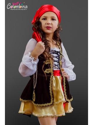 костюм пиратки 280