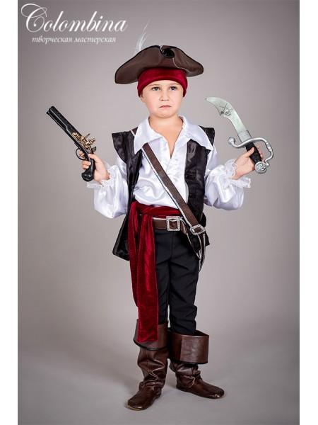 костюм пирата 120
