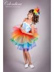костюм радуги 129 заказать в Санкт - Петербурге, недорого, низкая цена.