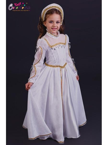 Костюм средневековой принцессы 84